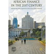 African Finance in the 21st Century by Marc Quintyn