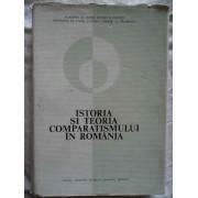Istoria Si Teoria Comparatismului In Romania - M. Bucur Si Colaboratori
