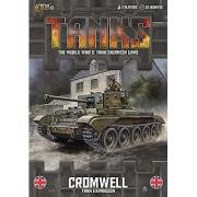 Tanks: British Cromwell Tank Expansion Board Game