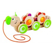 Hape Walk a Long Caterpillar 0351