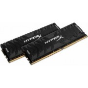 Kit Memorie Kingston HyperX Predator 2x4GB DDR4 3000MHz CL15