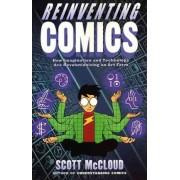 Reinventing Comics by Scott McCloud