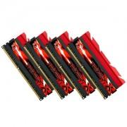 Memorie G.Skill TridentX 32GB (4x8GB) DDR3 PC3-19200 CL10 1.65V 2400MHz Intel Z97 Ready XMP 1.3 Quad Channel Kit, F3-2400C10Q-32GTX