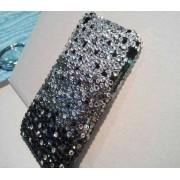 Cover Swarovski Black IPHONE