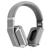 Monster Power Inspiration Active Noise Cancelling Over-Ear Headphones (Silver)