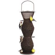 Opus Five Tier Bird Feeder - Bronze