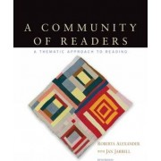 A Community of Readers by Roberta Alexander