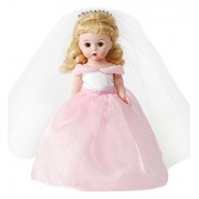Madame Alexander Fairy Tale Bride Sleeping Beauty Doll 8