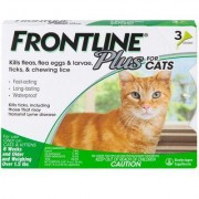 Frontline Plus 3pk Cats & Kittens by MERIAL