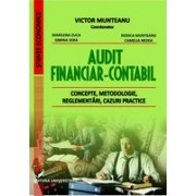Audit financiar-contabil. Concepte, metodologie, reglementări, cazuri practice