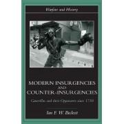 Modern Insurgencies and Counter-Insurgencies by Ian Beckett