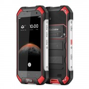 HK Warehouse Blackview BV6000 Rugged Phone - Android 7.0, Dual-IMEI, 4G, Octa-Core CPU, 3GB de RAM, IP68, NFC, OTG, 4200mAh (Rouge)