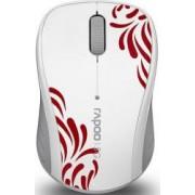 Mouse Wireless Rapoo 3100p Alb