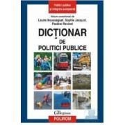 Dictionar de politici publice - Laurue Boussaguet Sophie Jac