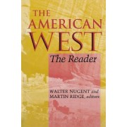The American West by Walter T. K. Nugent