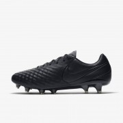 Nike Magista Opus II TC FG Negro,Blanco,Negro