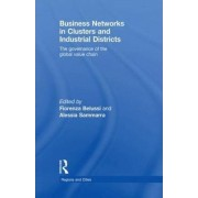 Business Networks in Clusters and Industrial Districts by Fiorenza Belussi