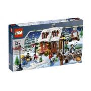 LEGO Creator 10216 - La Pastelería del Pueblo en Navidad