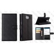 BlackBerry Priv (калъф кожен) 'Book style'
