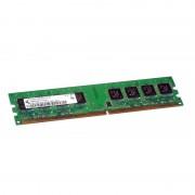 1Go RAM QIMONDA HYS64T128020HU-3S-B 240-Pin DIMM DDR2 PC2-5300U 667Mhz 2Rx8 CL5