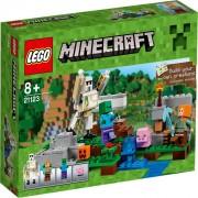 LEGO Minecraft 21123 De Ijzergolem