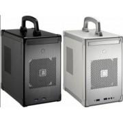 Lian-Li PC-TU100A - mini-ITX Cube Silber