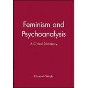 Feminism and Psychoanalysis by E. L. Wright