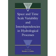 Space and Time Scale Variability and Interdependencies in Hydrological Processes by Reinder A. Feddes