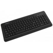 Tastatura Cu Fir Esperanza EK115 USB Negru