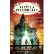 Sketch a Falling Star by Sharon B Pape