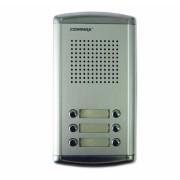 Interfon de exterior 6 familii, Commax DR-6AM
