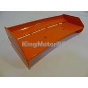 Generic New King Motor Orange Plastic Wing fits HPI Baja 5b SS 2.0 and Rovan Buggies