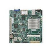 SUPERMICRO X9SBAA-F - Carte-mère - mini ITX - Intel Atom S1260 - USB 3.0 - 2 x Gigabit LAN - carte graphique embarquée