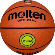 molten Basketball B982 (Indoor/Outdoor) - orange | 6