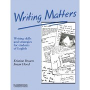 Writing Matters by Kristine Brown