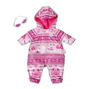 Zapf Creation 821381 - Set Abbigliamento da neve per bambole Baby born
