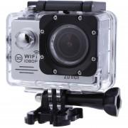 "Cámara Deportes SJ7000 1080P 2.0"" WiFi 170°Sports Camera US PLUG-Plateado"