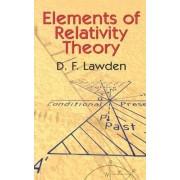 Elements of Relativity Theory by Derek F. Lawden