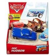 Masinuta Disney Cars Wheel Action Drivers Doc Hudson