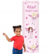 Personalised Height Chart - Fairy Height Chart