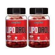 Combo 2 - Lipodrol - 60 Cápsulas - Integralmédica