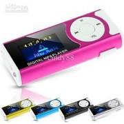 Sonilex Display MP3 Player+Earphones+Cable