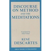 A Discourse On Method And Meditations, A by Rene Descartes