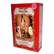 Henna, pulbere, acaju, Henne Color Paris, 100g
