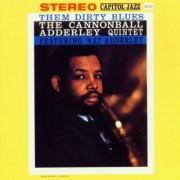 Cannonball Adderley - Them Dirty Blues (0724349544727) (1 CD)