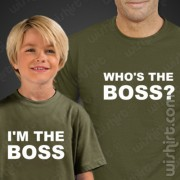 T-shirts Who's the Boss