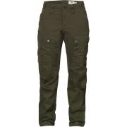 FjallRaven Lappland Hybrid Trousers W - Dark Olive - Reisehosen 42