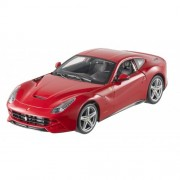 Hotwheels (mattel) BCJ72 - Modellino di Ferrari F12 Berlinetta, in scala 1/18