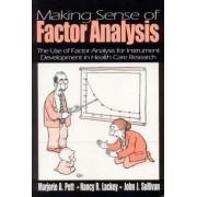 Making Sense of Factor Analysis by Marjorie A. Pett