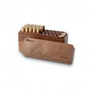 Cutie 40 Posturi Calibrul 9,3X62 Lemn de Nuc